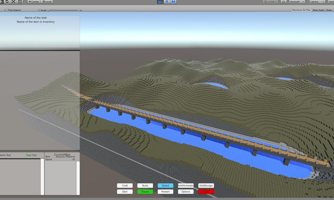 Bridge generator