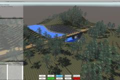 Floating trees Generator